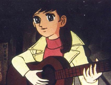 さすらいの太陽 (昔のアニメ主題歌):☆ いいだみさきのおもちゃ箱 .....   Japane